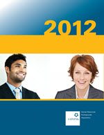 HRPA 2012 Annual Report Cover