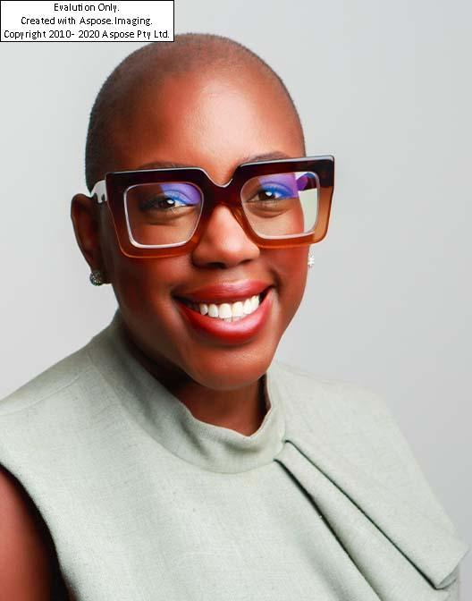 Njeri Damali Sojourner-Campbell head shot